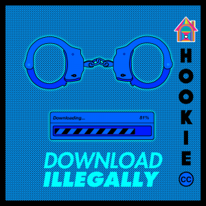Hookie  - Download Illegally EP